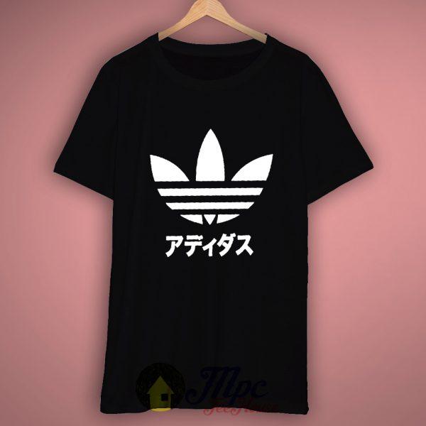 Adidash Japanese T Shirt – Mpcteehouse.com