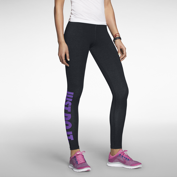 The Nike Leg-A-See JDI Women's Tights.