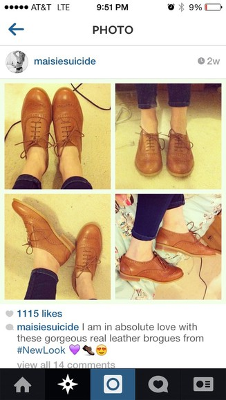 shoes oxfords tan tan shoes tan oxfords