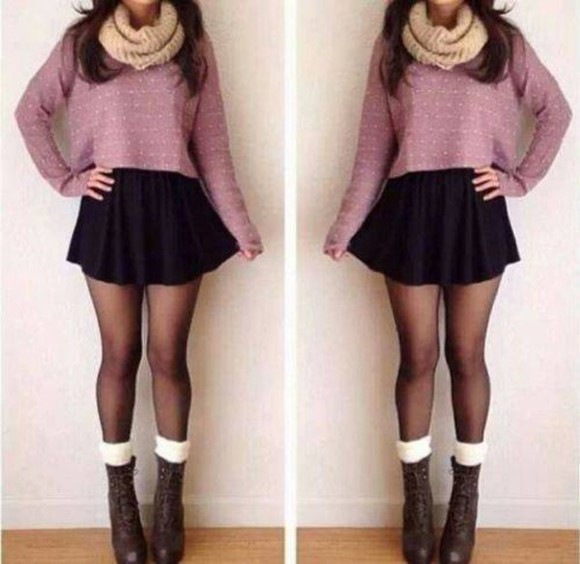 scarf clothes