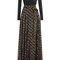Silk maxi dress with metallic thread - diane von furstenberg | women | us stylebop.com