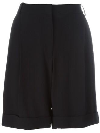 shorts high waisted shorts high waisted high black