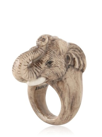 elephant ring grey jewels