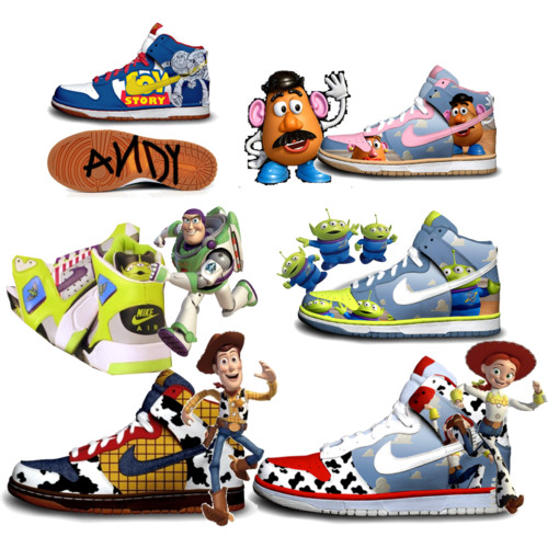 Toy story nike andy shoes online sale