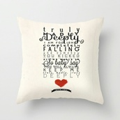 pillow,girly wishlist,valentines day,love quotes,phone cover,quote on it pillow