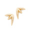 Jules smith cher stud earrings - gold