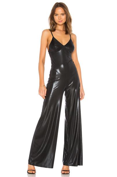 2ea552fb645c Norma Kamali Slip Jumpsuit in black - Wheretoget