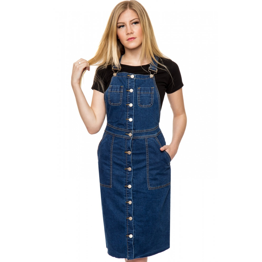 Discover women's denim at ASOS. If you are a denim fan, shop on ASOS for denim jackets, overalls, shirts & dresses from brands like Levi's, Cheap Monday.