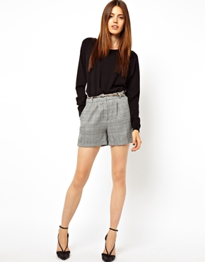 ASOS | ASOS Shorts in Check at ASOS