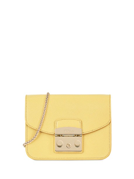 Furla mini bag mini bag yellow