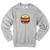 Burger Sweatshirt - mycovercase.com