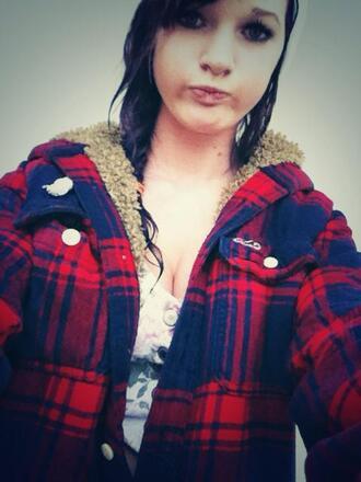 coat ariana mull youtuber style acacia brinley youtube fashion youtube fashion cute american eagle girl tank top