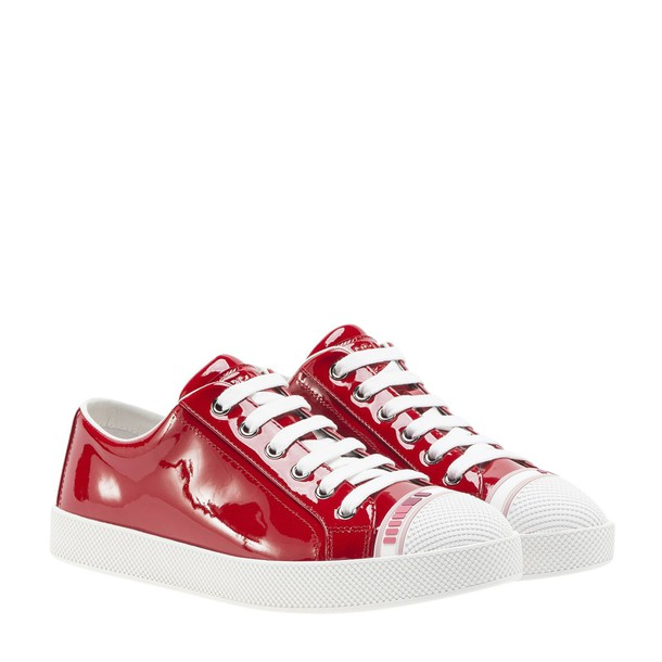 sneakers low top sneakers red shoes