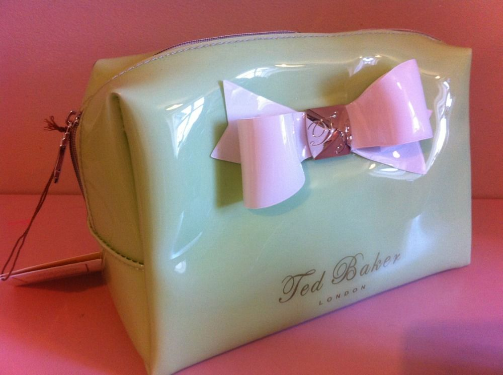 Makeup bag ted baker ebay