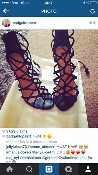 shoes h&m fashion heels on gasoline heels high heels blackheels