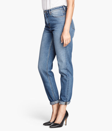 H&m mom jeans $39.95