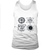 Ancient religion symbol tank top - teenamycs