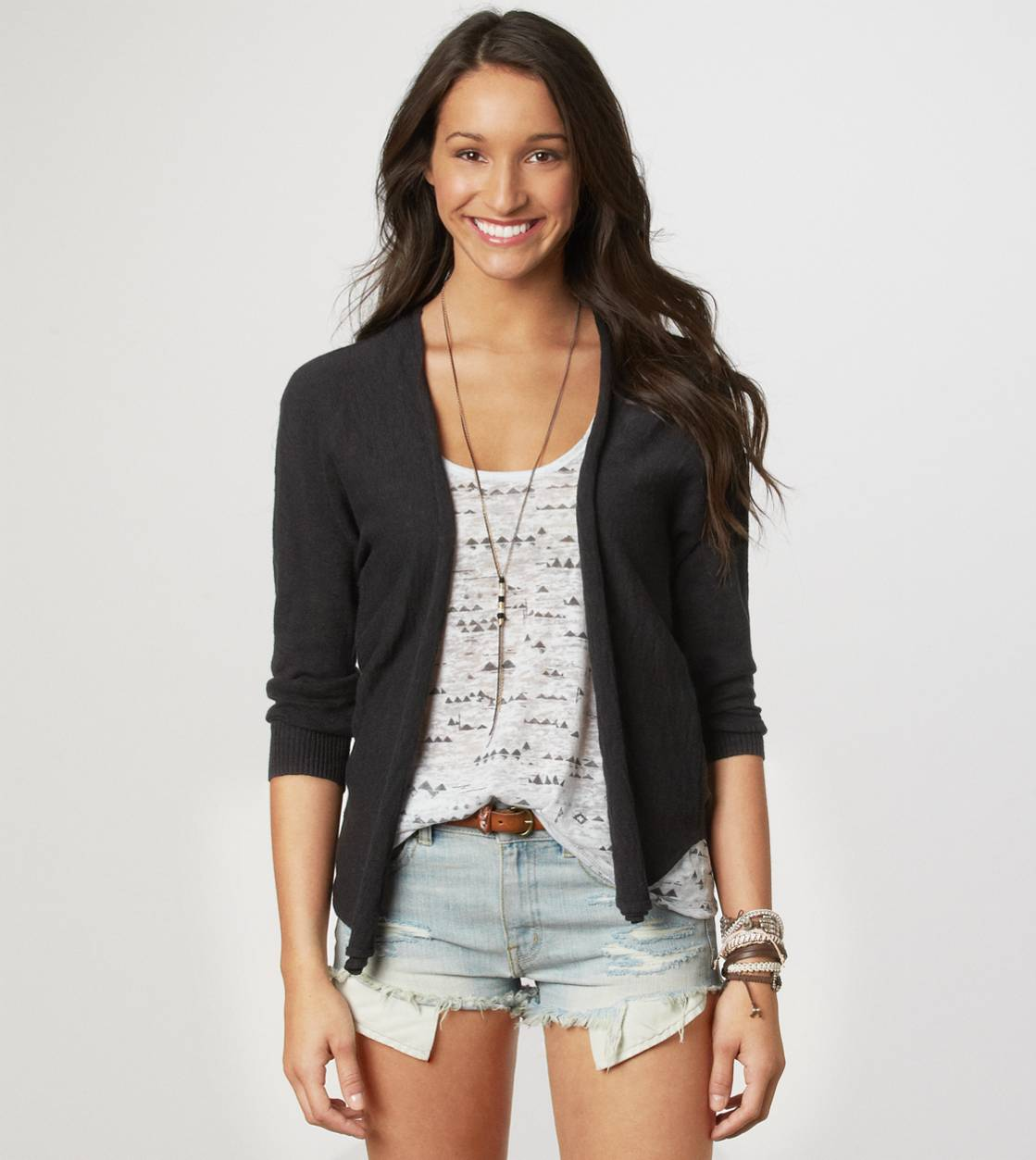 AE Dolman Cardigan | American Eagle Outfitters