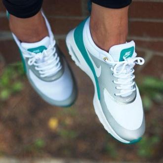 shoes nike nike running shoes nike shoes nike air nike sneakers nike air force 1 nikes nike air max 1 nike air max 90 blue teal white silver