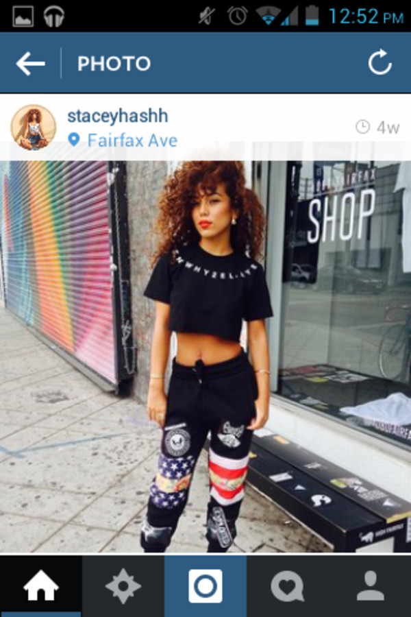 pants bad badd flag girl girly prettygirls swag swag boy tomboy american flag sweatpants swagpants shirt