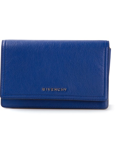 6e994899f9 Givenchy Mini  pandora  Shoulder Bag - Petra Teufel - Farfetch.com