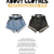Big-size Denim Shorts (w/Belt) | FashionShop【STYLENANDA】