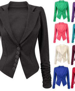 LADIES BELTED FITTED MAC JACKET WOMENS DOUBLE BREASTED UTILITY TRENCH COAT 8-14 | Amazing Shoes UK