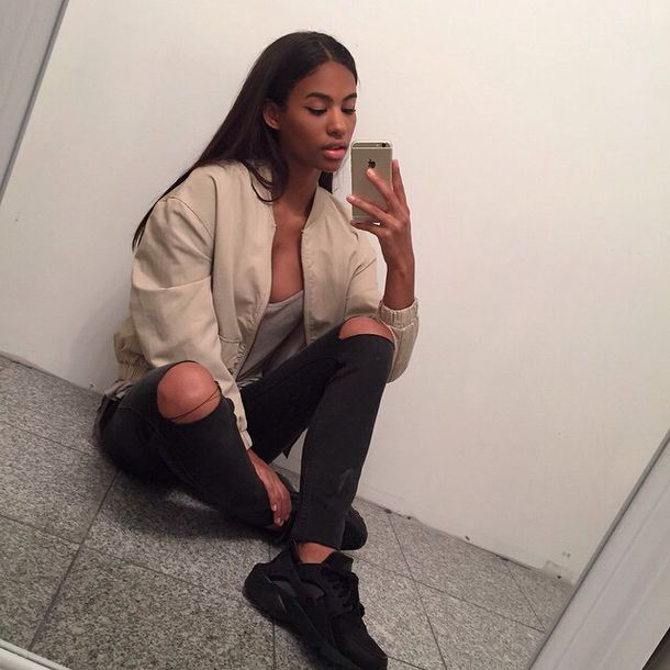 Beige Bomber Jacket - Shop for Beige Bomber Jacket on Wheretoget