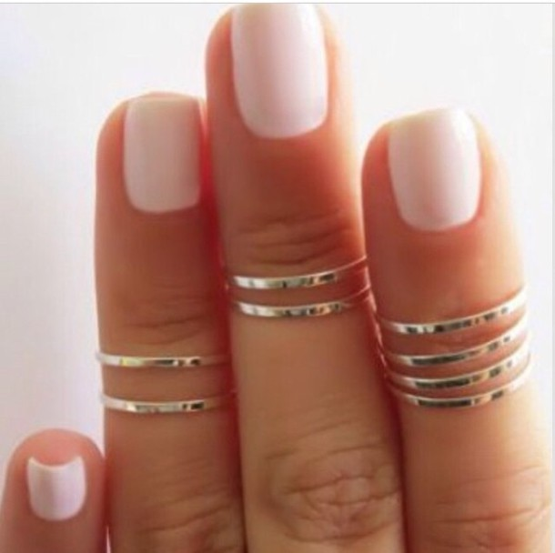 jewels knuckle ring gold mid finger rings knuckle ring mid ring hat