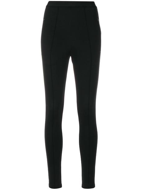Balenciaga pants women spandex black