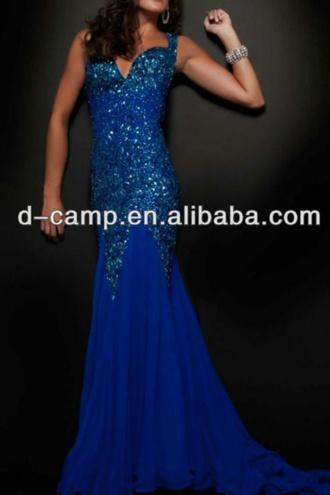 dress prom dress long prom dress jovani blue dress