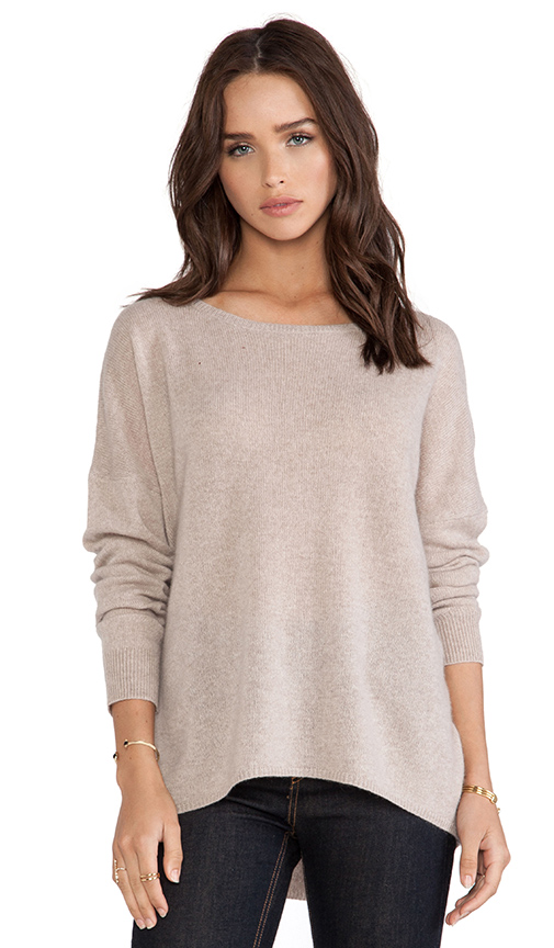 360 sweater andi sweater in sable from revolveclothing.com