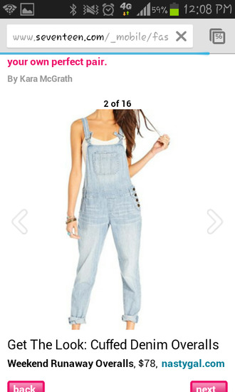 jeans overalls long overalls pants denim forever 21