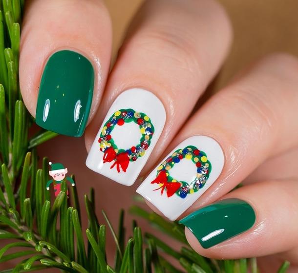nail polish holiday nail art christmas christmas nail art holidays nail art holiday season nail accessories nails nail art