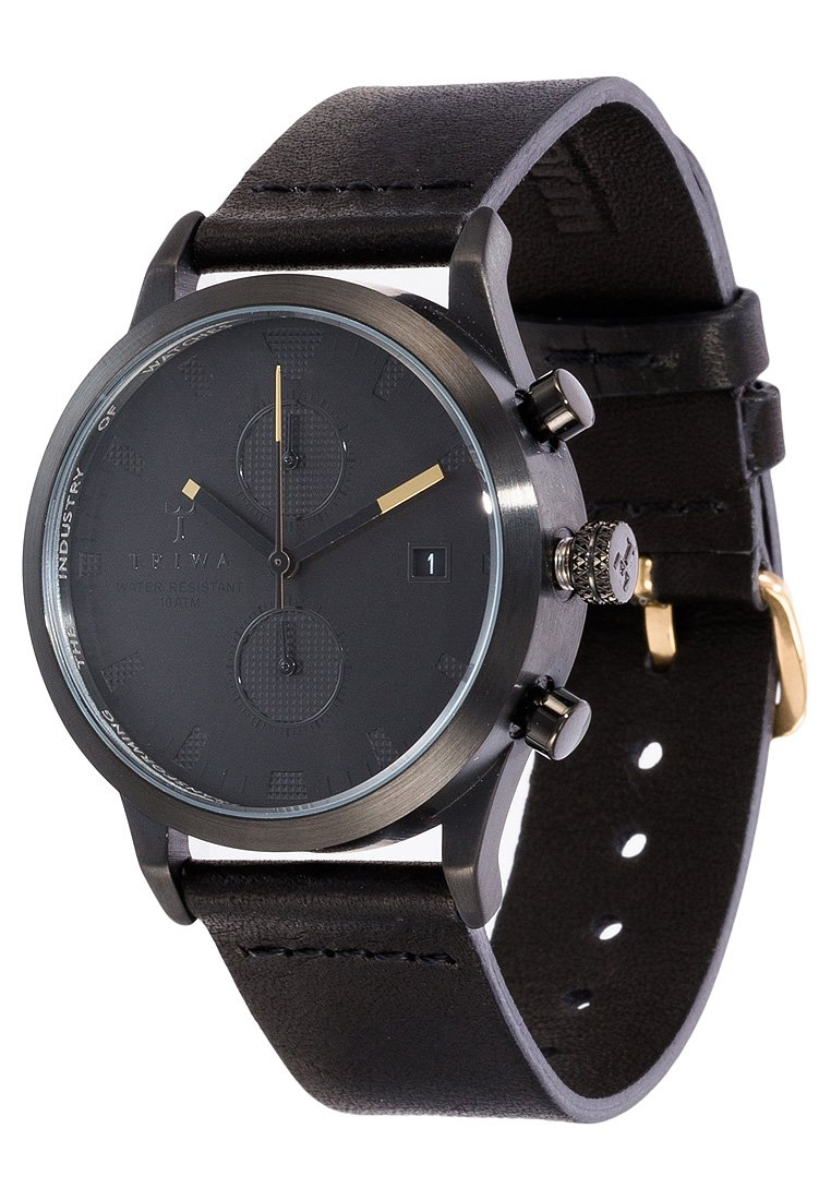 Triwa SORT OF BLACK LCST105 - Chronograph - black - Zalando.de