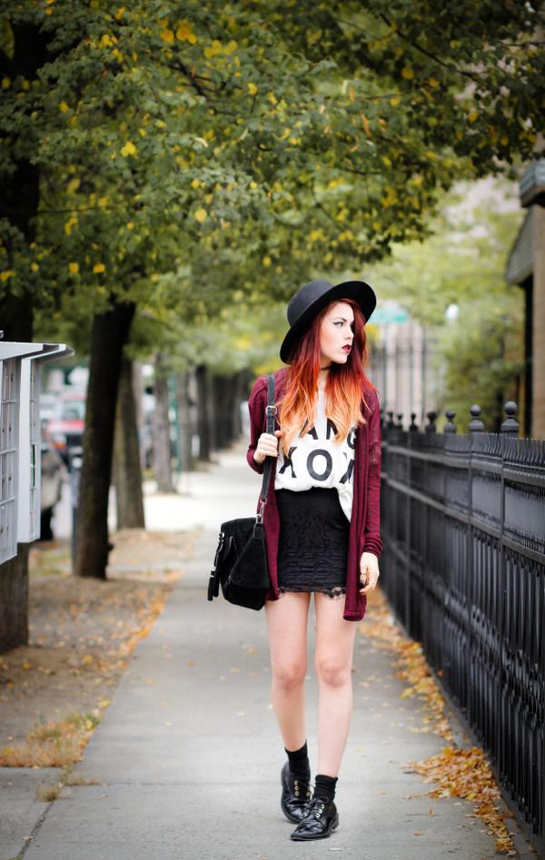 le happy blogger t-shirt