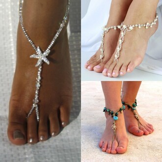 jewels shoes feet indian gypsy