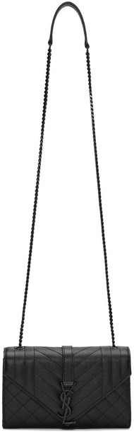 bag chain bag black