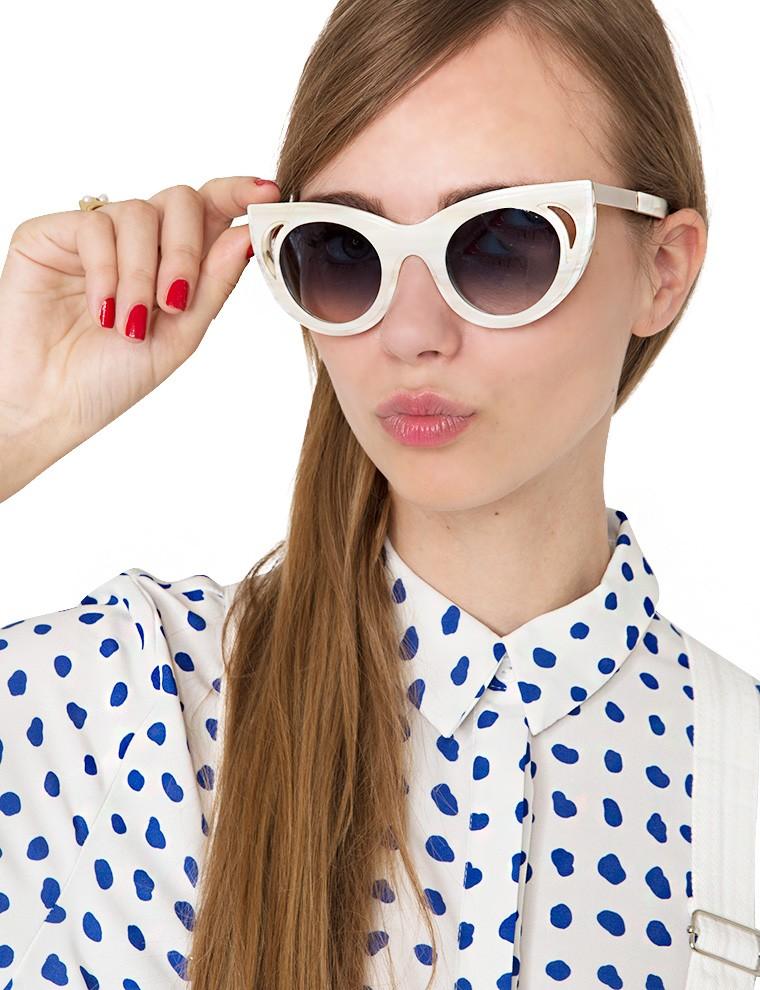 Alice mccall cast lovecats sunglasses
