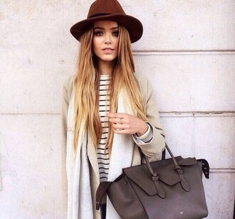bag beautiful bags designers black brown grey zara blonde hair fashion clothes dress shoes t-shirt coat
