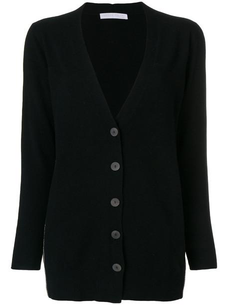 Fabiana Filippi cardigan cardigan women black silk sweater