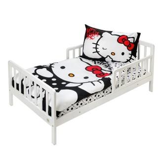 home accessory toddler bedding hello kitty disney toddler bedding