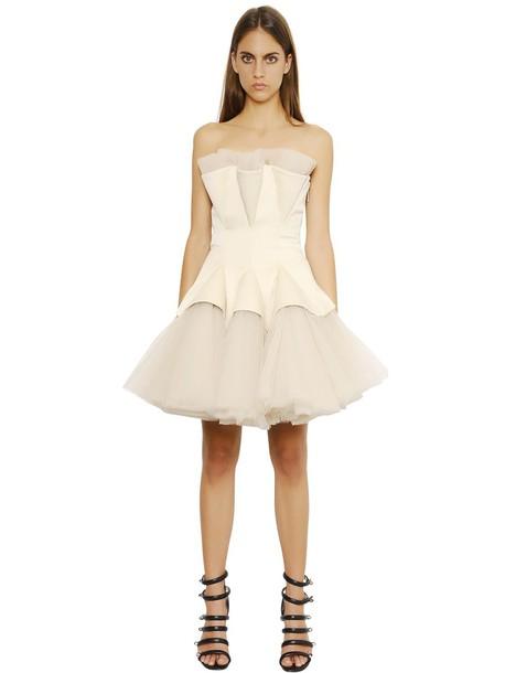 CHRISTOPHER KANE dress strapless