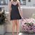 Vanessa Silk Choker Dress