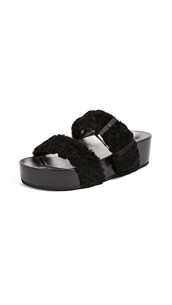 Rag & Bone sandals platform sandals black shoes