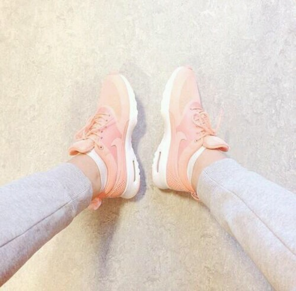 Nike Air Max Thea Women's Comfortable Running Shoes Atomic Pink Brand New  in Box | eBay