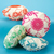 Floral Bouffant Shower Cap