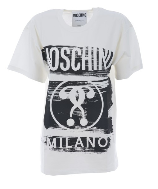 Moschino t-shirt shirt t-shirt print top