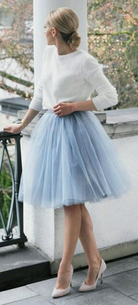 skirt girly tulle skirt tutu