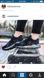 shoes,grey,huarache